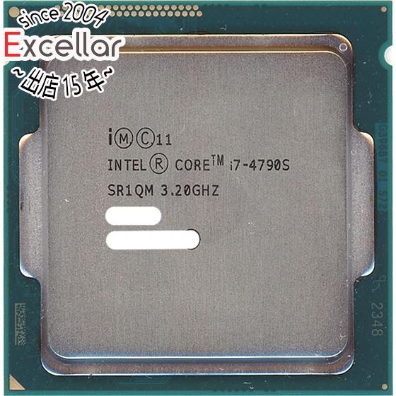 Core i7 発売モデル 4790S 激安卸販売新品 バルク 中古 LGA1150 SR1QM Haswell 3.20GHz