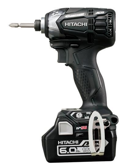 HITACHI インパクトドライバー WH18DDL2(2LYPK)(B)