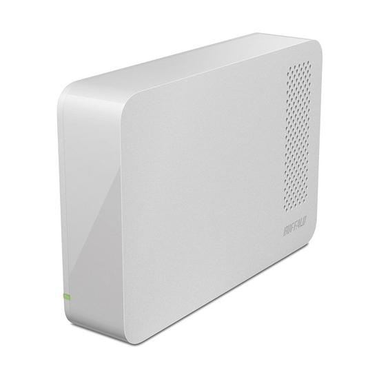 BUFFALO 外付HDD DriveStation HD-LC4.0U3-WHF 4.0TB