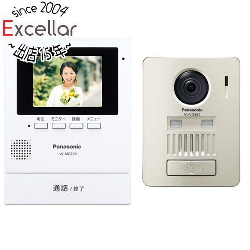 Panasonic ワイヤレステレビドアホン VL-SGZ30
