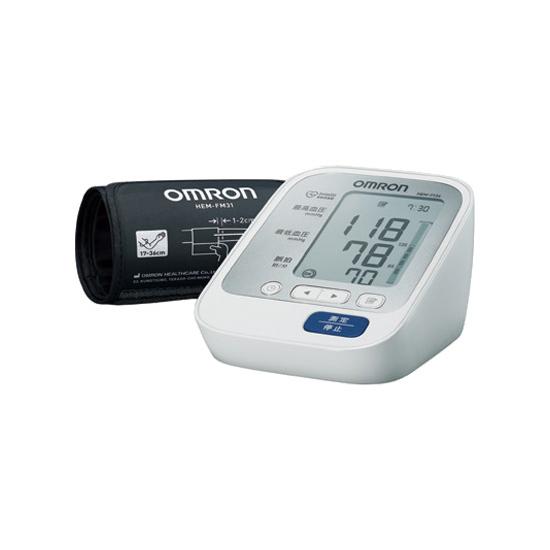 【キャッシュレスで5%還元】オムロン 上腕式自動血圧計 HEM-7134