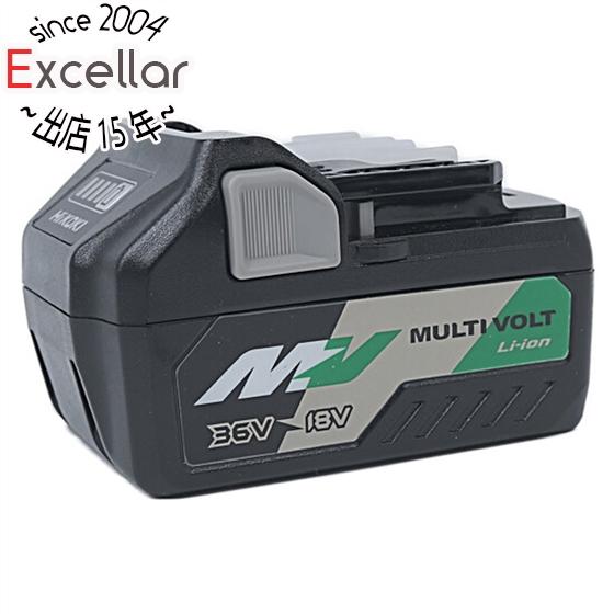 【キャッシュレスで5%還元】【新品訳あり(欠品あり)】 HiKOKI リチウムイオン電池 36V 2.5Ah BSL36A18 欠品あり