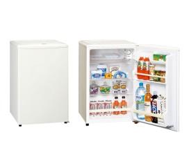 パナソニック【送料無料】75Lパーソナルノンフロン直冷式冷蔵庫 NR-A80W-W★コンパクト1ドア!【NRA80W】