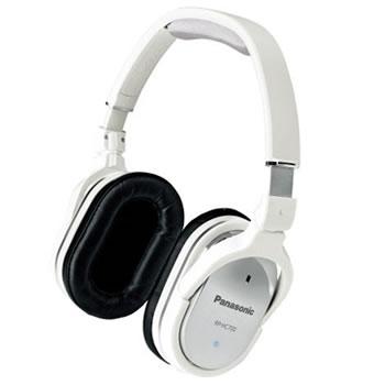 パナソニック【Panasonic】ステレオヘッドホン RP-HC700-W(ホワイト)★送料無料【RPHC700】