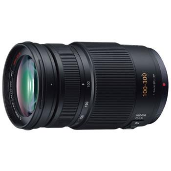 パナソニック【Panasonic】デジタル一眼カメラ用交換レンズ H-FS100300★送料無料!【HFS100300】