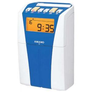 アマノ【AMANO】電子タイムレコーダー CRX-200-BU(ブルー)★【CRX200】