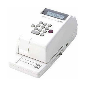 マックス【MAX】チェックライター EC-310C★【EC310C】