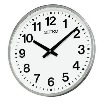 セイコー【SEIKO】防雨型大型掛け時計 KH411S★【屋外】