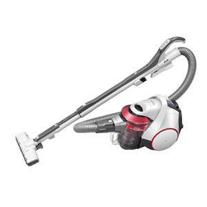 シャープ【SHARP】400Wプラズマクラスターサイクロン掃除機 EC-NX310-R(レッド系)★【ECNX310】