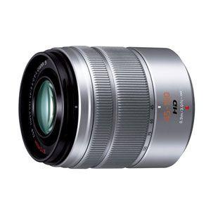 パナソニック【Panasonic】LUMIX G VARIO 45-150mm/F4.0-5.6 ASPH./MEGA O.I.S. H-FS45150-S(シルバー)★【HFS45150】