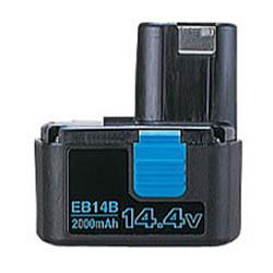 HiKOKI【ハイコーキ】14.4V ニカド電池 EB14B★【EB14B】