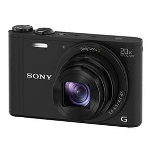 ソニー【SONY】デジタルスチルカメラ DSC-WX350-B(ブラック)★【DSCWX350】