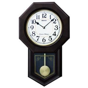 セイコー【SEIKO】報時時計 チャイム&ストライク★壁掛け時計【RQ325B】