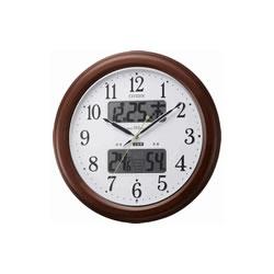 リズム時計工業【CITIZEN】インフォームナビEX★壁掛け時計【4FY620-006】