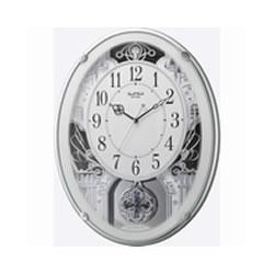リズム時計工業【CITIZEN】スモールワールドプラウド★からくり 時計【4MN523RH05】
