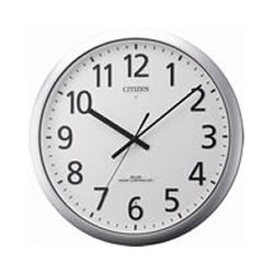 リズム時計工業【CITIZEN】掛け時計 防湿防塵タイプ(屋内用) パルフィス484★【8MY484-019】
