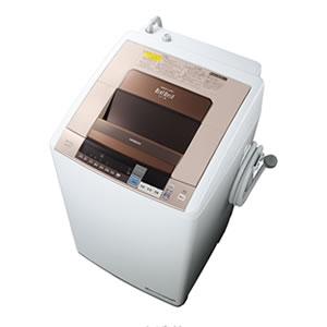 日立【ビートウォッシュ】10kg 洗濯乾燥機 BW-D10TV-N★【BWD10TV】