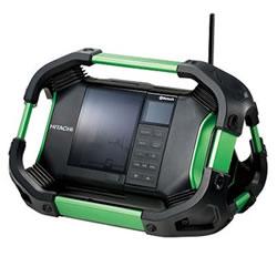15:00迄のご注文で最短当日出荷 在庫商品に限る HiKOKI セールSALE%OFF ハイコーキ BluetoothR 対応 コードレスラジオ 超定番 UR18DSDL NN UR18DSDL-NN