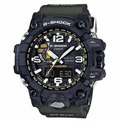 カシオ【国内正規品】CASIO G-SHOCK アナログ電波ソーラー腕時計 マッドマスター GWG-1000-1A3JF★G-SALE【***特別価格***】