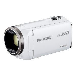 パナソニック【Panasonic】デジタルハイビジョンビデオカメラ HC-V360M-W(ホワイト)★【HCV360M】