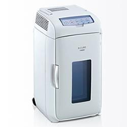 ツインバード【TWINBIRD】2電源式コンパクト電子保冷保温ボックス グレー HR-DB07GY★【D-CUBE L】