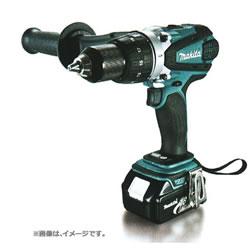 マキタ【makita】18V6.0Ah充電式ドライバドリル DF458DRGX★【電池2個・充電器・ケース付】