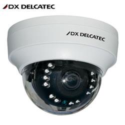 DXデルカテック【DXアンテナ】ハイビジョンみまもりシステム フルHDドームカメラ SMS20CD1★【220万画素 デジタルズーム32倍 屋内用】
