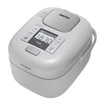 パナソニック【Panasonic】可変圧力IHジャー炊飯器 SR-JX056-W(豊穣ホワイト)★【SRJX056】