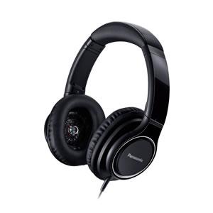 パナソニック【Panasonic】ステレオヘッドホン RP-HD5-K★【RPHD5】