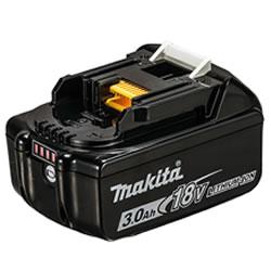 マキタ【MAKITA】リチウムイオンバッテリー 18V 3.0Ah A-60442 BL1830B★【A60442】