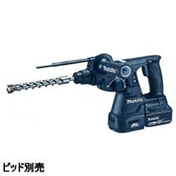 マキタ【makita】18V6.0Ah 24ミリ充電式ハンマドリル(黒) HR244DRGXB★【電池2個・充電器・ケース付】