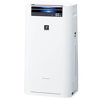 シャープ【SHARP】加湿空気清浄機 KI-GS50-W(ホワイト系)★【KIGS50】