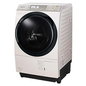 パナソニック【大阪府内(一部近隣)のみ受付】ななめドラム洗濯乾燥機 左開き NA-VX7700L-N★【NAVX7700L】