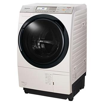 パナソニック【大阪府内(一部近隣)のみ受付】ななめドラム洗濯乾燥機 左開き NA-VX8700L-N★【NAVX8700L】