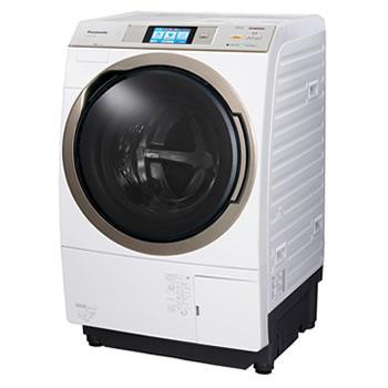 パナソニック【大阪府内(一部近隣)のみ受付】ななめドラム洗濯乾燥機 右開き NA-VX9700R-W★【NAVX9700R】