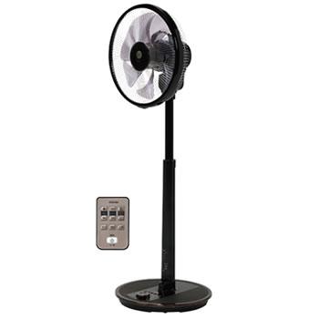 トヨトミ【DCモーター】リビング扇風機 ハイポジションタイプ人感センサー付 FS-DS30HHR-BM★***特別価格***【FSDS30HHRBM】
