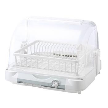 コイズミ【KOIZUMI】食器乾燥機 6人分目安 KDE-5000-W(ホワイト)★【KDE5000W】