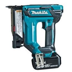 マキタ【makita】18.0V6.0ah充電式ピンタッカ PT353DRG★【電池・充電器・ケース付】