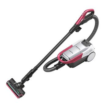 シャープ【RACTIVE Air】コードレスキャニスター紙パック式掃除機 EC-AP500-P(ピンク系)★【ECAP500P】