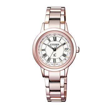 シチズン【CITIZEN】クロスシー レディース腕時計 サクラピンク EC1144-51W★【EC114451W】