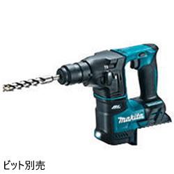 マキタ【makita】18V 17mm充電式ハンマドリル(本体・ケースのみ) HR171DZK★【電池・充電器別売】