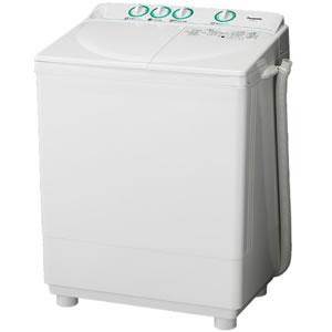 パナソニック【Panasonic】4.0kg 2槽式洗濯機 ホワイト NA-W40G2-W★【NAW40G2W】