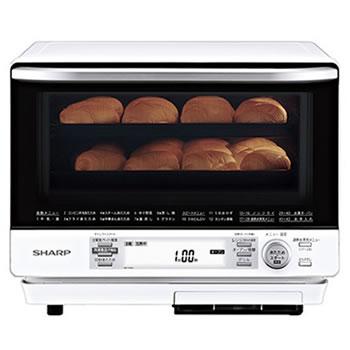 シャープ【SHARP】31L 過熱水蒸気オーブンレンジ RE-V100A-W(ホワイト系)★【REV100AW】