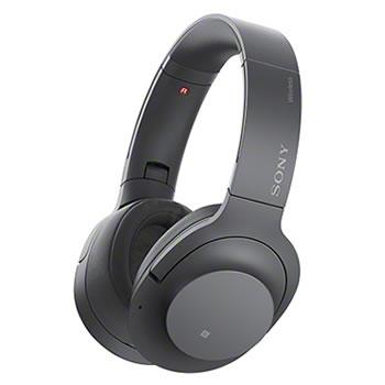 ソニー【ワイヤレス】ノイズキャンセリングステレオヘッドホン h.ear on 2 WH-H900N-B★【WHH900NB】
