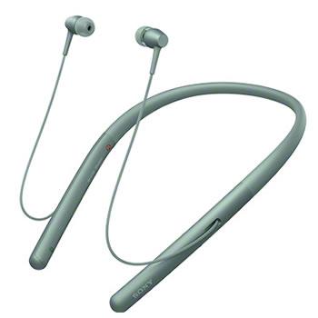 ソニー【イヤホン】ステレオヘッドセット h.ear on 2 WI-H700-G(ホライズングリーン)★【WIH700G】
