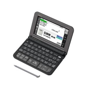 カシオ【CASIO】電子辞書 生活・教養モデル ブラック XD-Z6500BK★【XDZ6500BK】