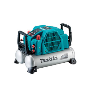 マキタ【makita】高圧エアーコンプレッサー16L(青) AC462XGH★【4口高圧】