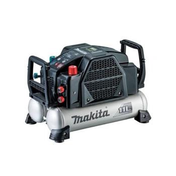 マキタ【makita】高圧エアーコンプレッサー11L(黒) AC462XLB★【2口高圧・2口一般圧】