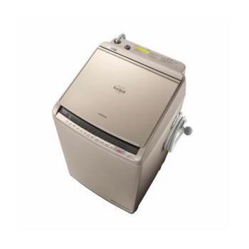 日立【HITACHI】洗濯10.0kg 乾燥5.5kg 洗濯乾燥機 ビートウォッシュ BW-DV100C-N★【代引・日時指定不可】