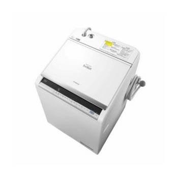 日立【代引・日時指定不可】洗濯12.0kg 乾燥6.0kg 洗濯乾燥機 ビートウォッシュ BW-DV120C-W★【BWDV120CW】